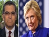 Rep. Becerra Advises Clinton To 'run Like An Underdog'