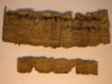 Rare Papyrus Recovered From Looters In Israel