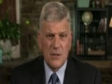 Rev. Franklin Graham Talks Faith And The Voting Booth