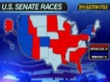 Races To Watch As The Battle For Senate Control Heats Up