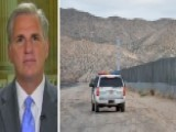 Rep McCarthy: First Thing We Have To Do Is Secure Our Border