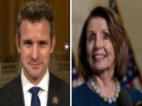 Rep. Adam Kinzinger: Pelosi Should Be A Little Nervous