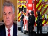Rep. King Says OSU Attack Is 'clearly' Terrorism