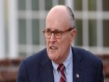 Rudy Giuliani Is Out Of The Running For A Cabinet Position