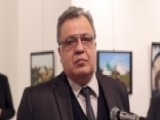 Russia's Ambassador To Turkey Has Died From His Wounds