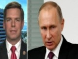 Rep. Swalwell Rips Russia's 'disturbing And Disruptive' Role
