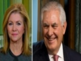 Rep. Blackburn: Tillerson Will Make Easy Transition To Gov't