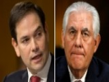 Rubio Questions Tillerson Over Human Rights In Saudi Arabia