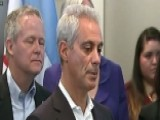 Rahm Emanuel Lectures President Trump About Jobs