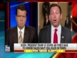 Rep. Ron DeSantis Calls For A 'stronger Stance' Against Iran
