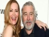 Robert De Niro, Leslie Mann Talk Stand-up Comedy, New Movie