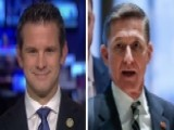 Rep. Kinzinger: Flynn Cover-up Became 'major Distraction'