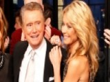 Regis, Kelly Don't Speak