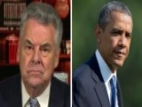 Rep. King: Obama WH Resisted GOP Efforts Against Russia