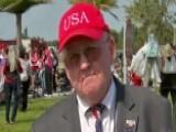 Rally Coordinator Talks Organizing Florida Trump Event