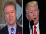Rand Paul Reacts To Being Called 'Trump's Most Loyal Stooge'