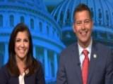 Rep. Duffy, Campos-Duffy On Trump's Military Pledge