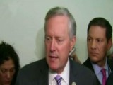Rep. Meadows: 'We Are Going To Get To The Finish Line'