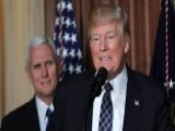 Report: Trump Tried, Failed To Curb Swearing Around Pence