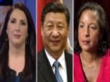 Ronna McDaniel On President Xi's Visit, Susan Rice Unmasking