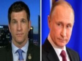 Rep. Scott Taylor: World Needs To Keep Up Pressure On Russia