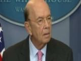 Ross: Trump Wants To Renegotiate NAFTA, Stalled In Congress