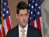 Ryan On Health Care Push: We'll Go When We Have The Votes