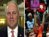 Rep. Scalise: People Need Relief From ObamaCare