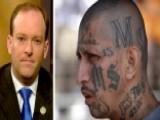 Rep. Zeldin Calls For Bigger Crackdown Against MS-13 Gang