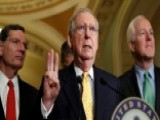 Report: WH To Change Approach To Health Care Bill In Senate