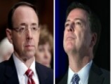 Rod Rosenstein Stands By Recommendation To Fire Comey