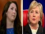 RNC Chair: Every Clinton Interview Reinforces Why She Lost