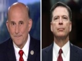 Rep. Gohmert Reacts After Comey Says He Leaked Information