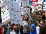 Rallies Against Sharia Law Prompt Protests