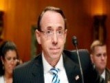 Rosenstein: Mueller May Be Fired Only For Good Cause