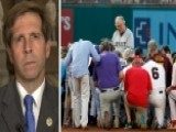 Rep. Fleischmann Reflects On Congressional Baseball Game