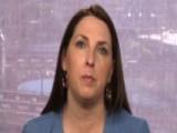 Ronna McDaniel On GOP Health Care Bill, Rhetoric Of The Left