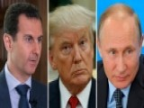 Russia Pushes Back Against Trump's Warning To Syria