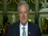 Rep. Meadows On Health Care Reform: Failure Is Not An Option