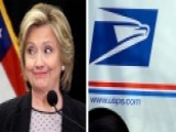 Report: USPS Broke Law, Allowed Employees To Work For HRC