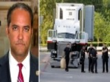 Rep. Hurd Talks Border Policy After Smuggling Deaths