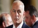 Reports: Gen. Kelly Instills Discipline To Trump White House