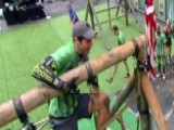 Rob Schmitt Takes The Green Beret Challenge