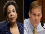 Rep. Jordan: Obama DOJ Wanted Clinton To Win The Election