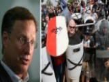 Rep. Dave Brat Reacts To Violence In Charlottesville