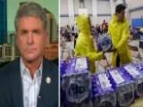 Rep. McCaul On Local, Federal Response To Hurricane Harvey