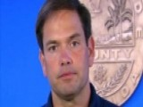 Rubio: People Are Running Out Of Time To Prepare For Irma