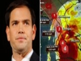 Rubio Describes Irma Conditions, Talks Recovery Resources