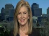 Rep. Marsha Blackburn Talks Budget, Tax Reform Efforts