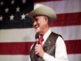 Roy Moore Defeats Luther Strange In Alabama Senate Runoff